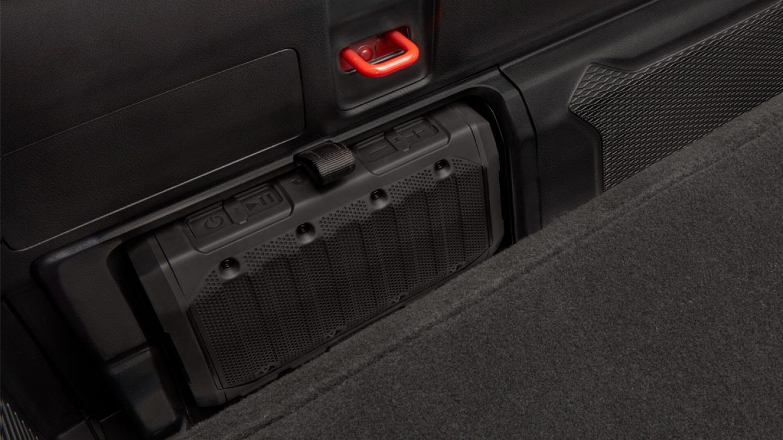 2020 Jeep Gladiator Interior Detailing