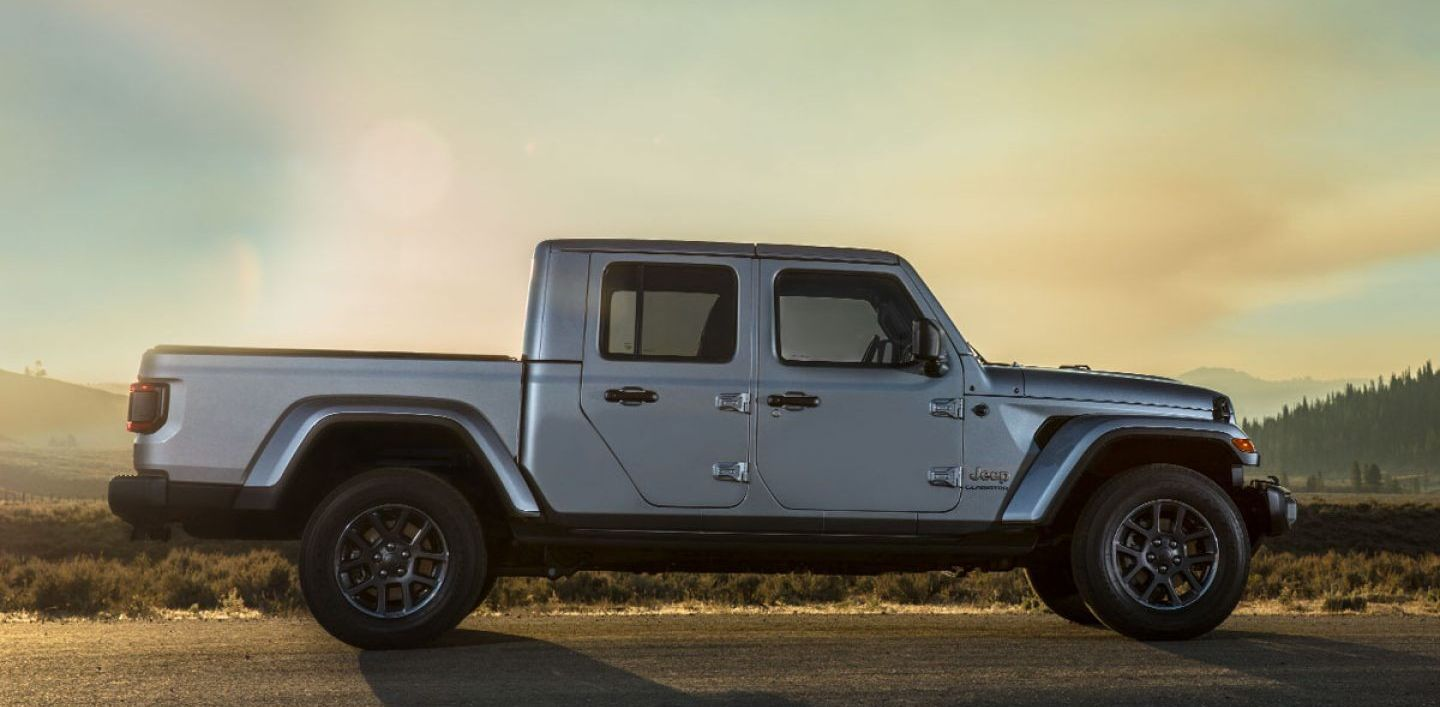2020 Jeep Gladiator Financing near Blue Island, IL