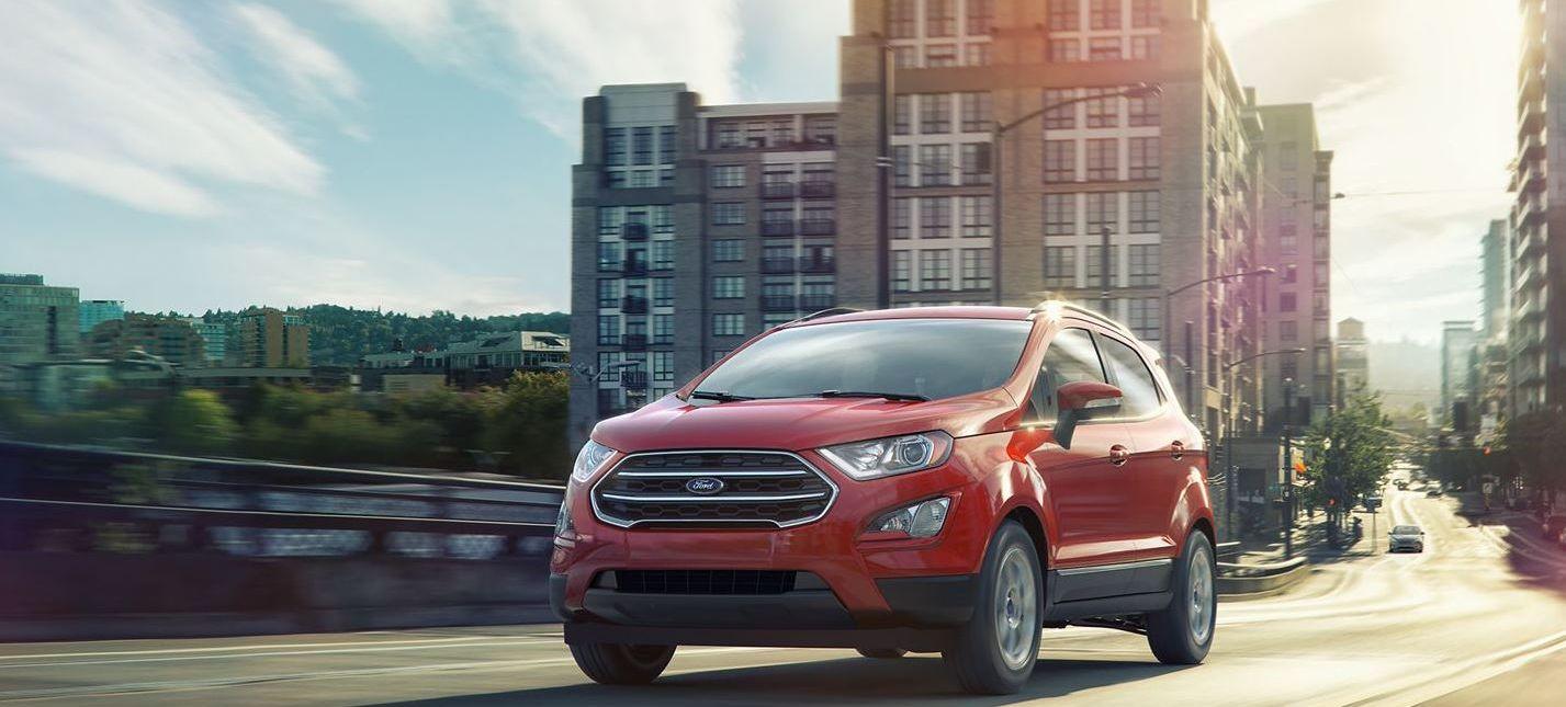 2019 Ford EcoSport Financing near Richardson, TX