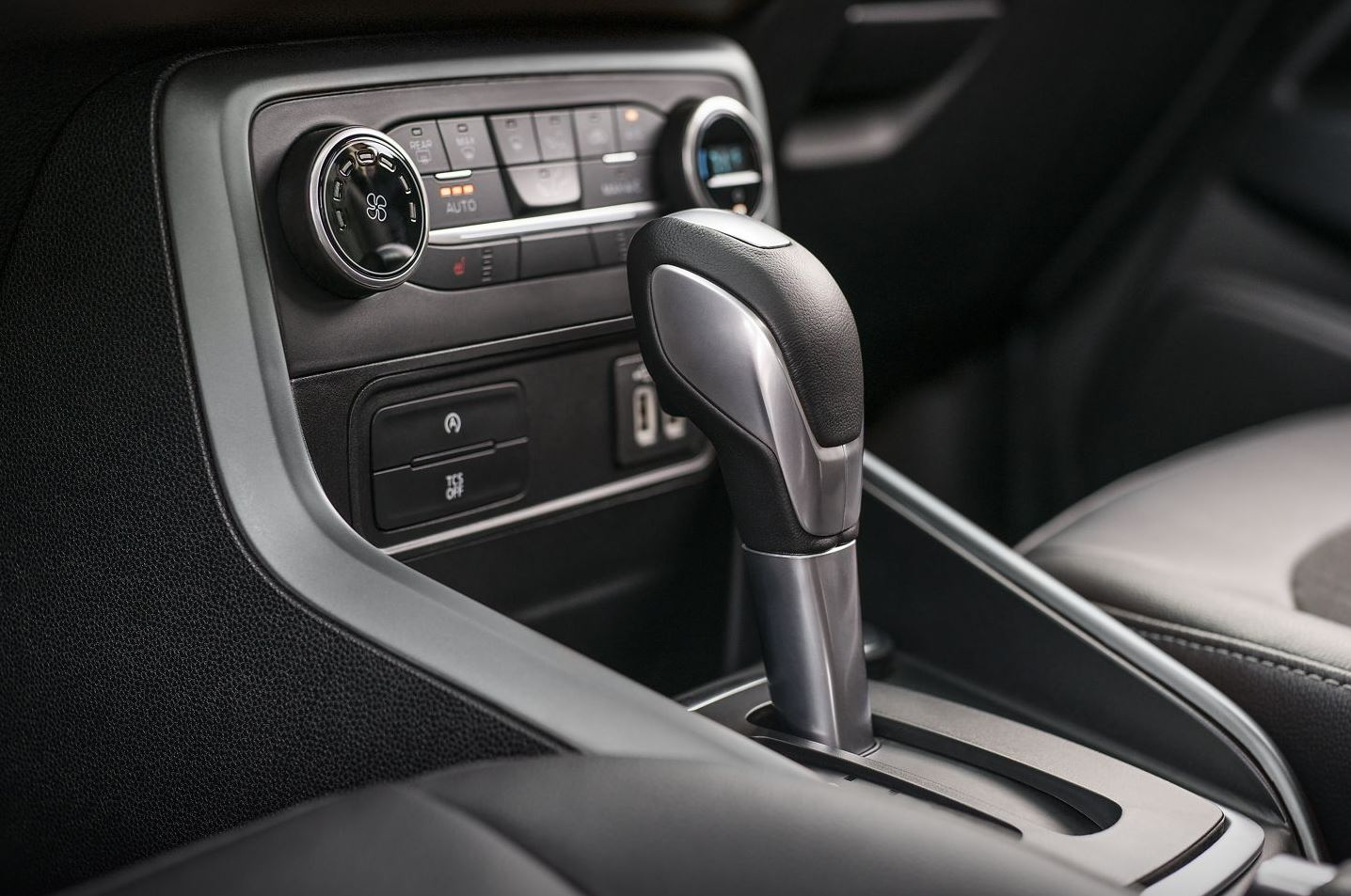 2019 Ford EcoSport Center Console