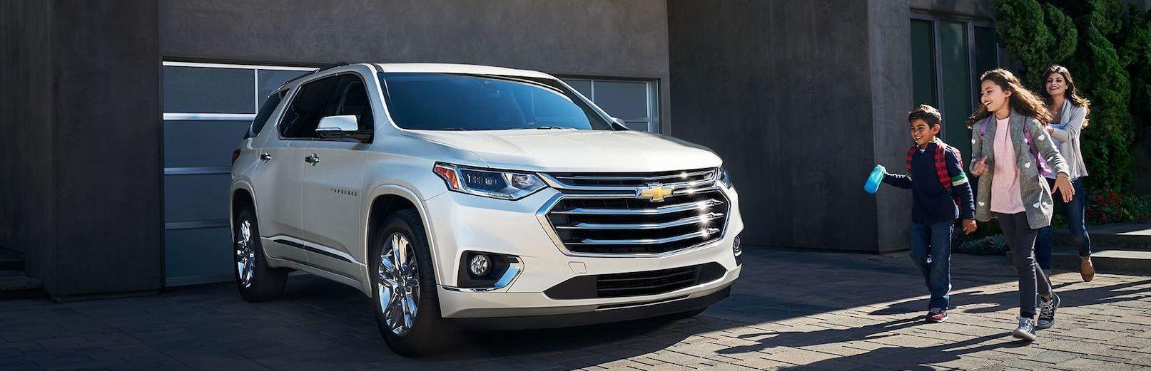 2019 Chevrolet Traverse for Sale near Grand Blanc, MI