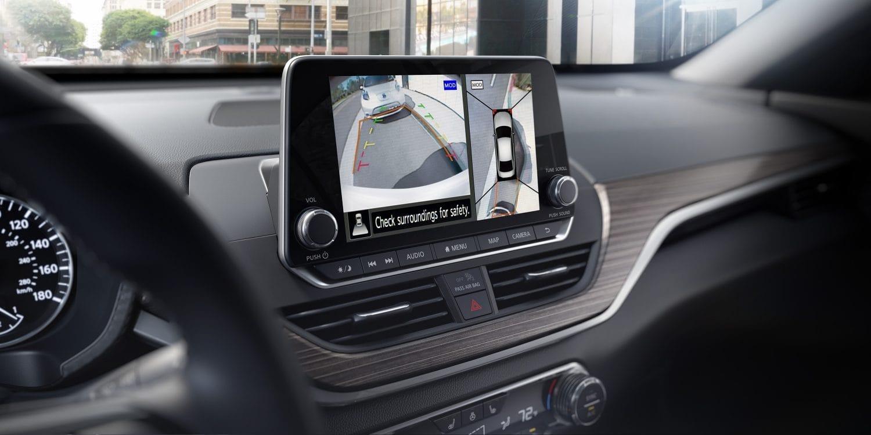 2019 Nissan Altima Safety Technology
