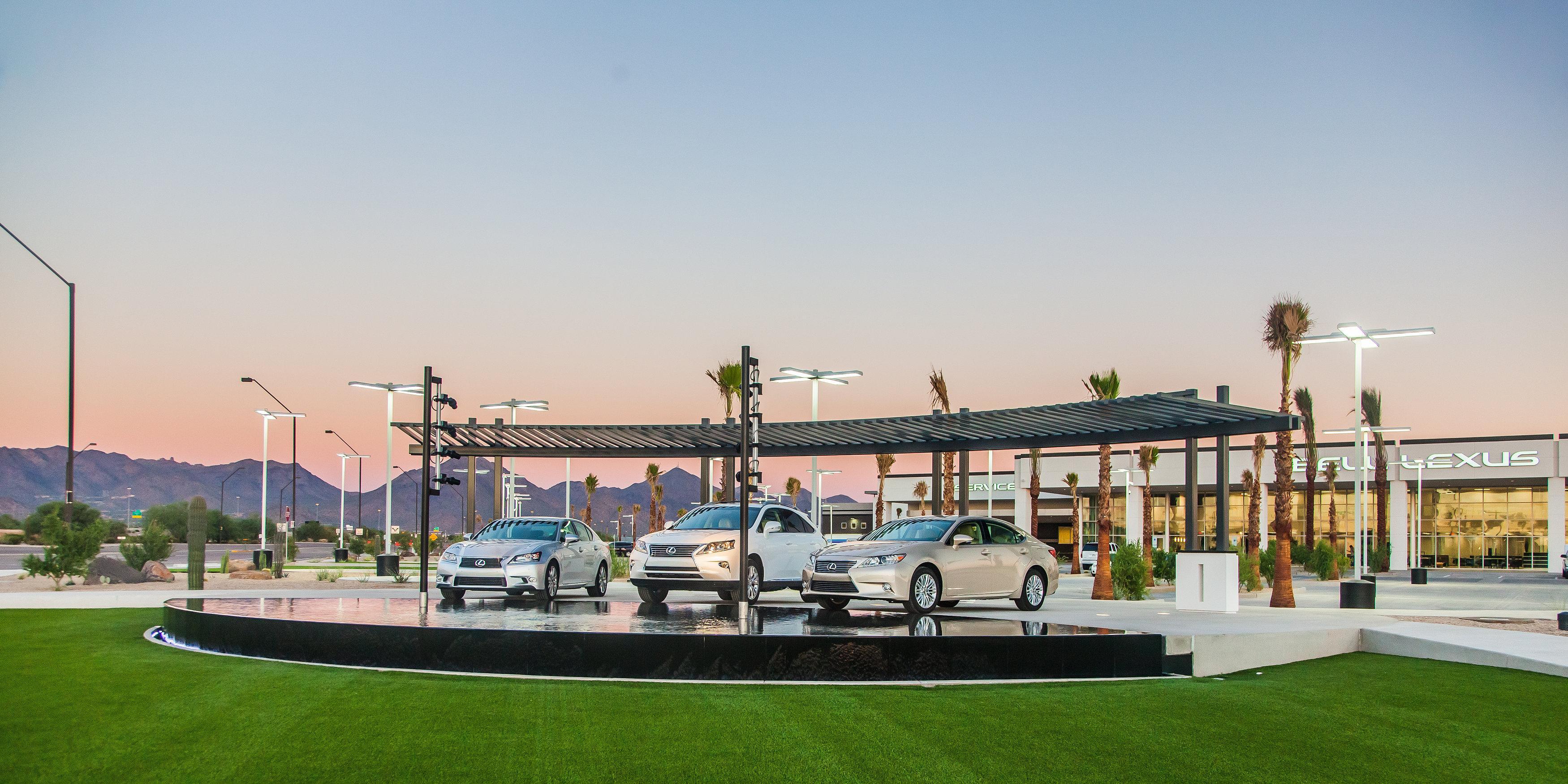 Bell Lexus North Scottsdale