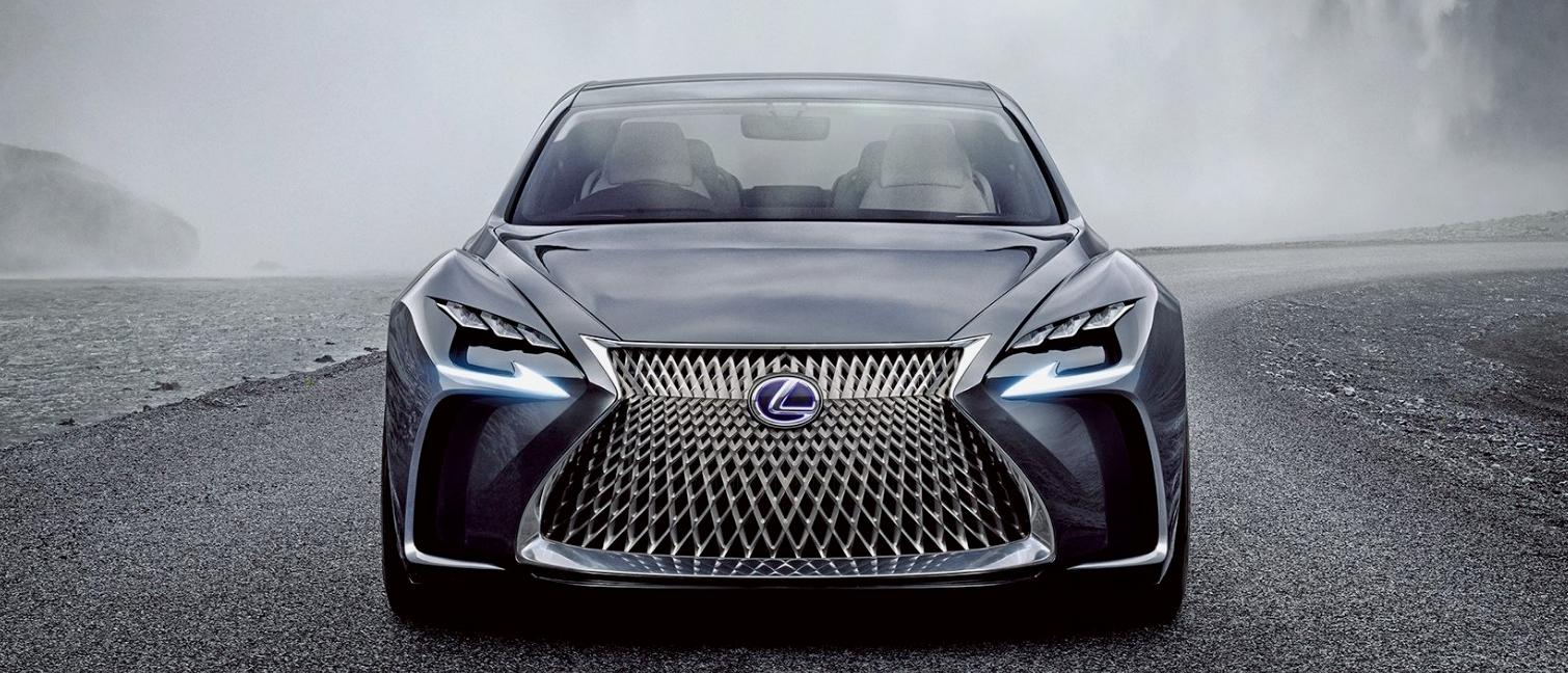 Lease A New Lexus