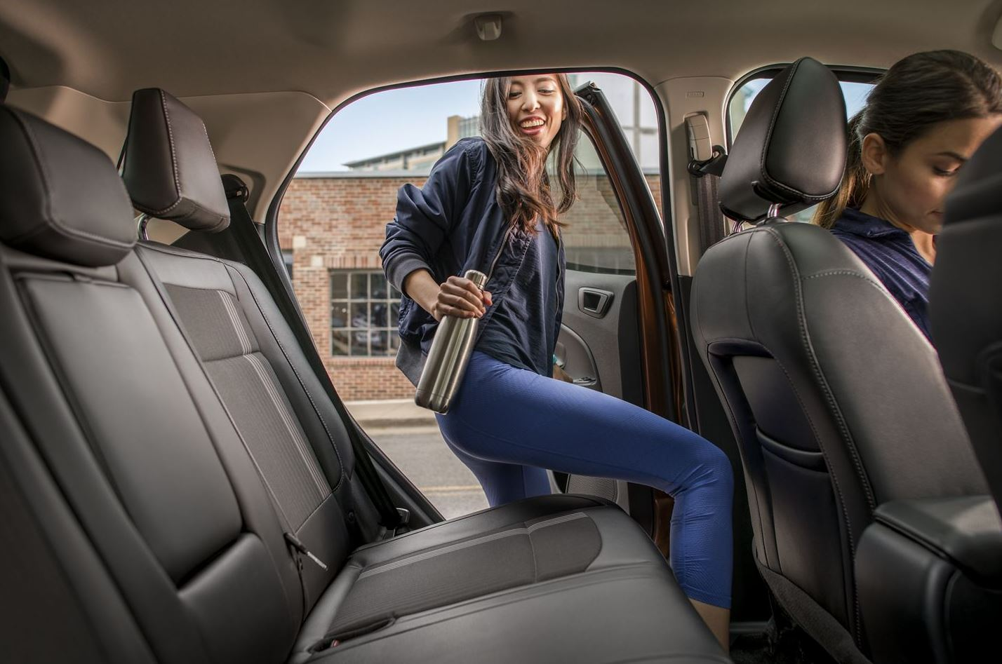 2019 Ford EcoSport's Spacious Cabin