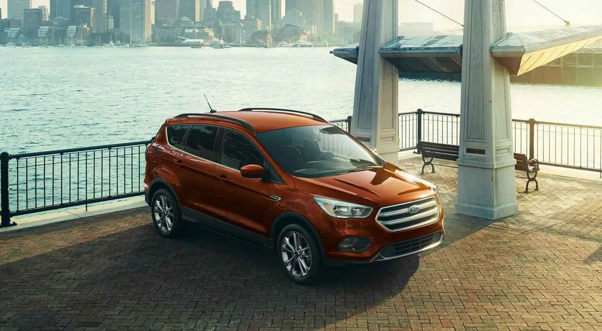 2019 Ford Escape Leasing near Richardson, TX