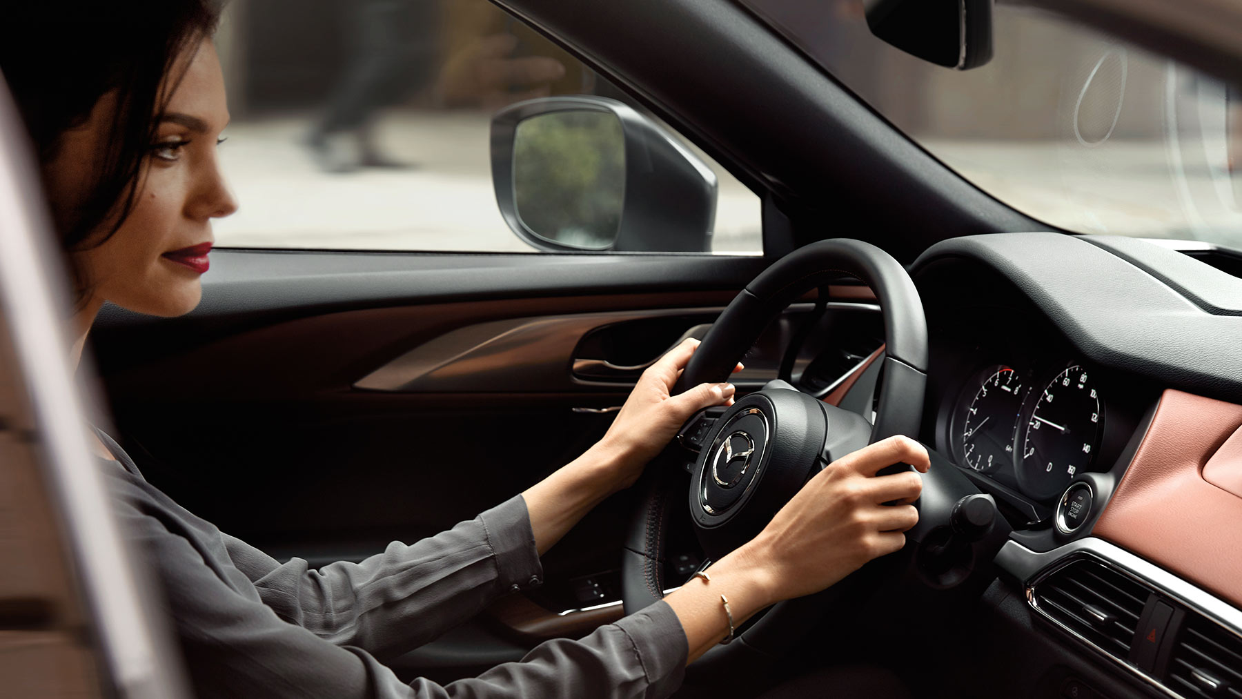 Enjoy the Journey in the 2019 Mazda CX-9