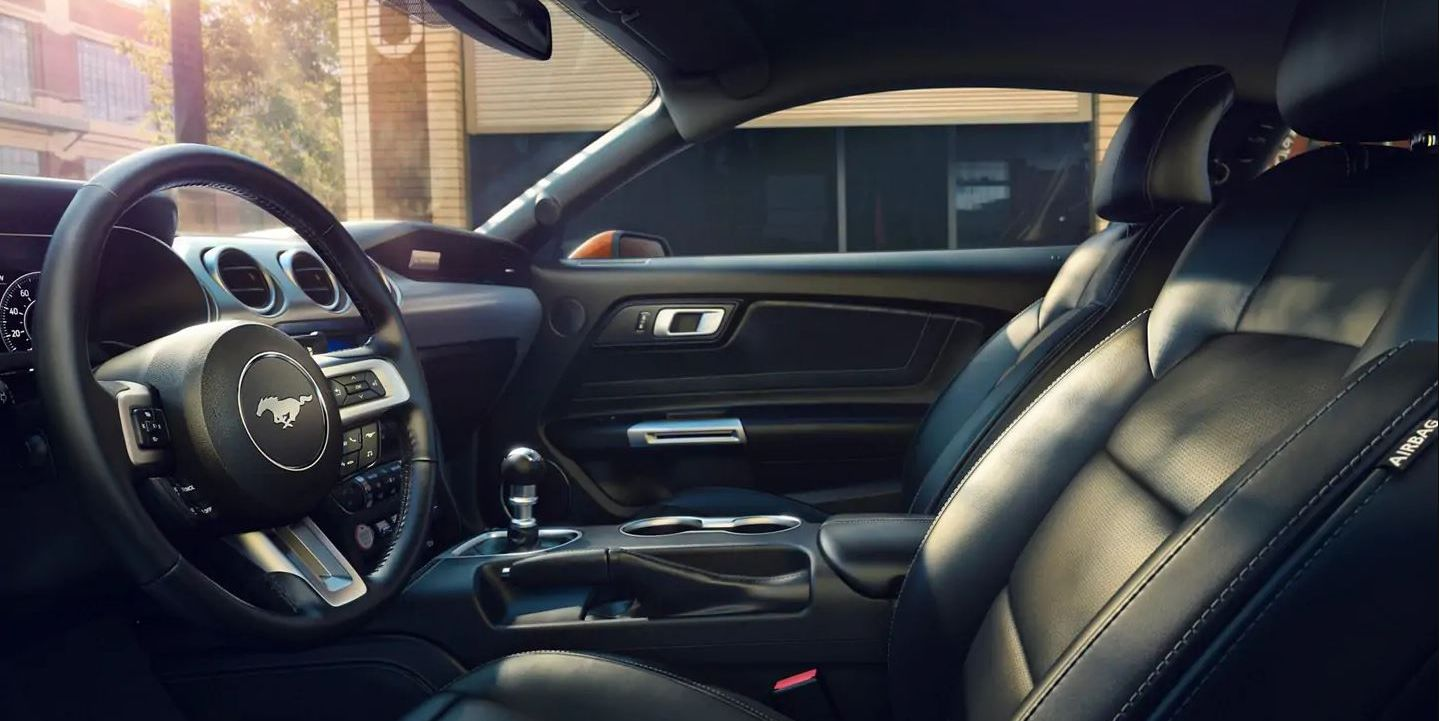 2019 Ford Mustang Interior