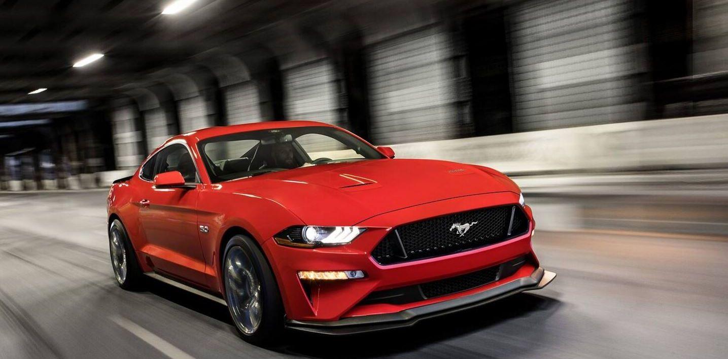 2019 Ford Mustang Financing near Richardson, TX