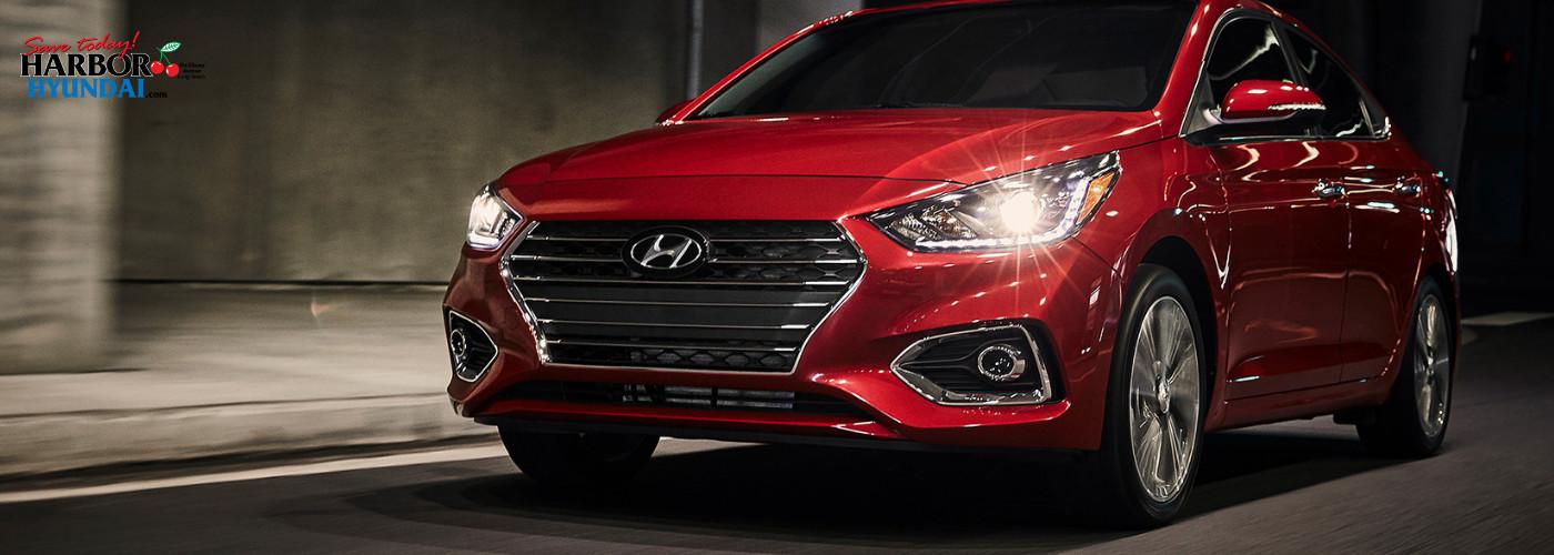 Hyundai Accent Los Angeles CA