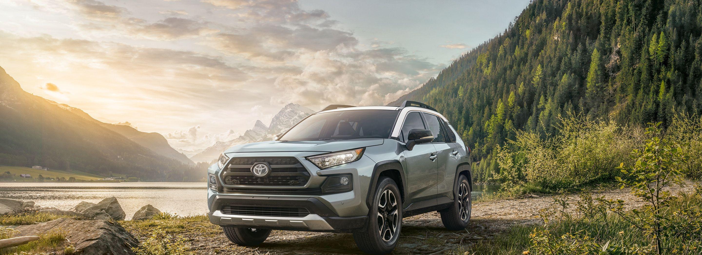 2019 Toyota RAV4 Financing near Toledo, OH