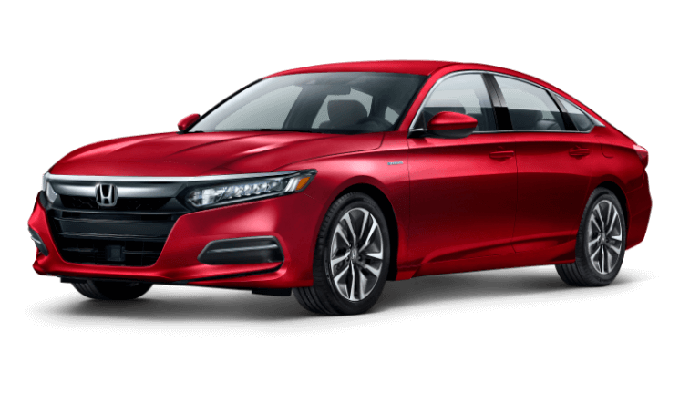 2019 Honda Accord Hybrid - Radiant Red