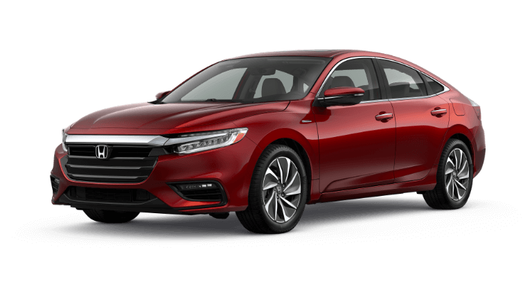 2019 Honda Insight Touring - Crimson