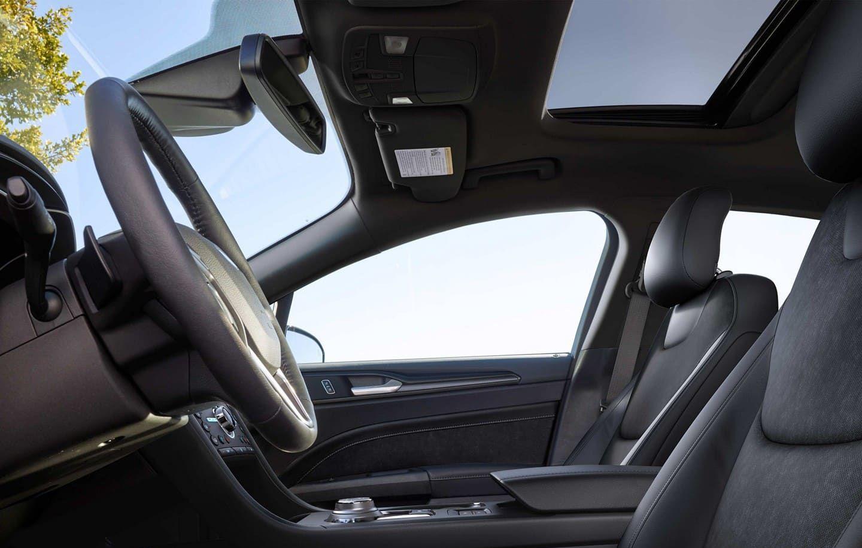 2019 Ford Fusion Sunroof