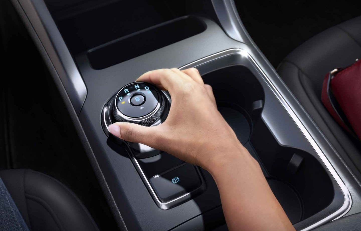 2019 Ford Fusion Rotary Gear Shifter