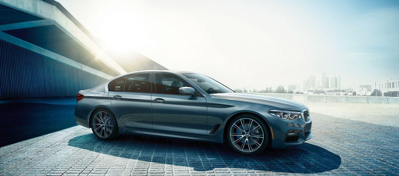 2019 BMW 5 Series Leasing near Carrollton, TX