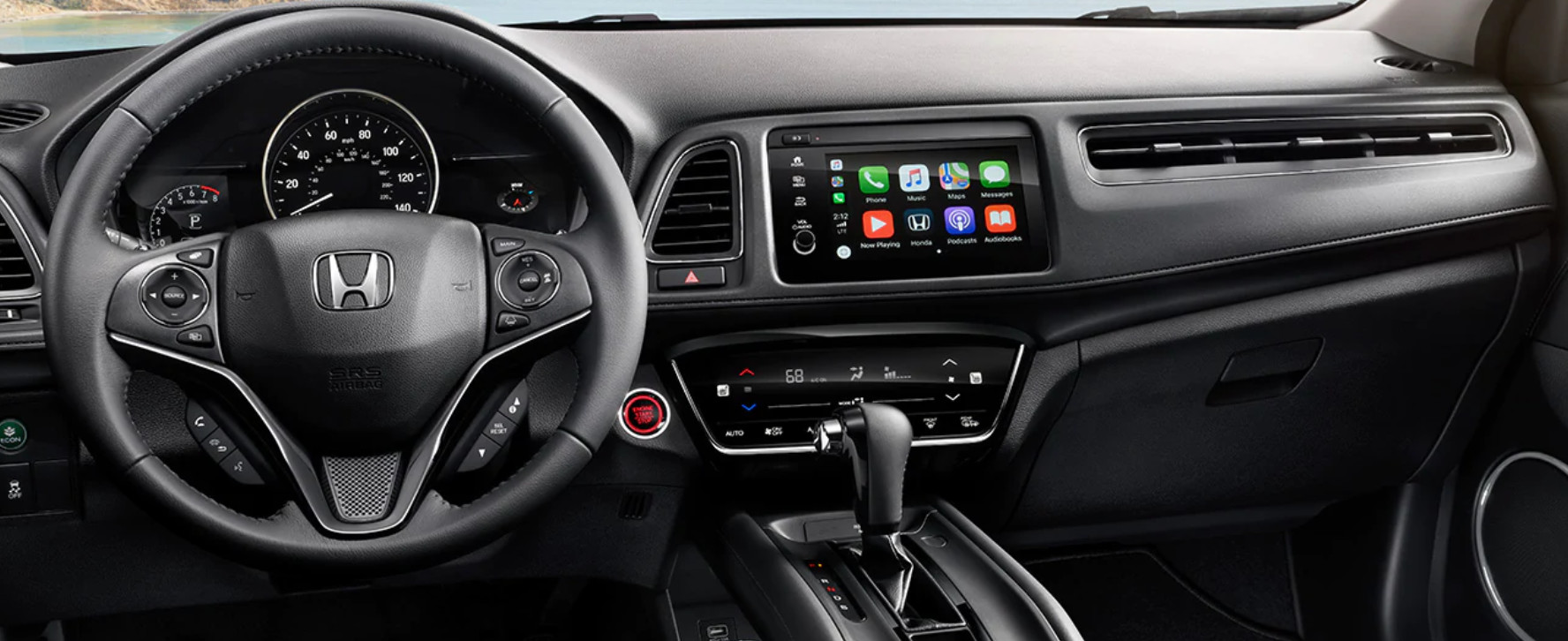 Tech Features in the HR-V