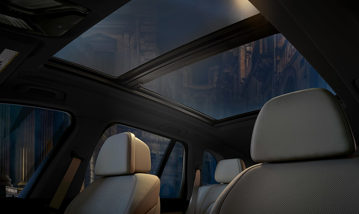 Moon Roof in the 2019 BMW X5