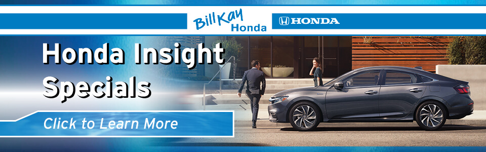 Honda Insight Specials