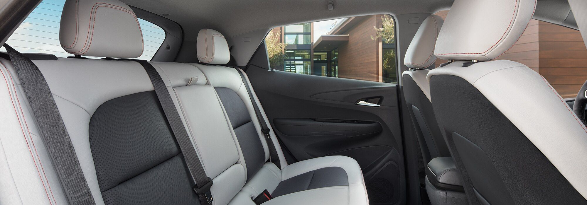 2019 Bolt EV Rear Seating
