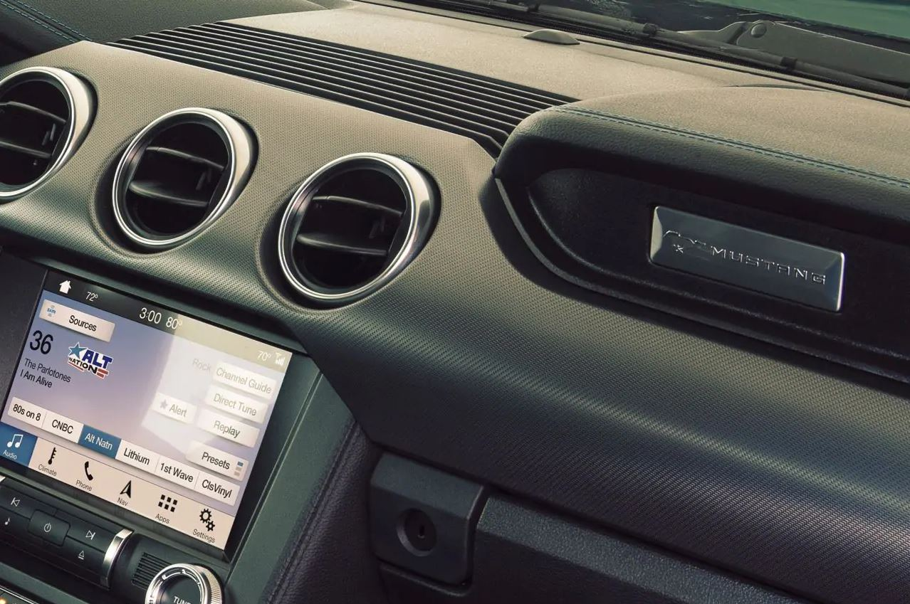 2019 Ford Mustang Interior Details