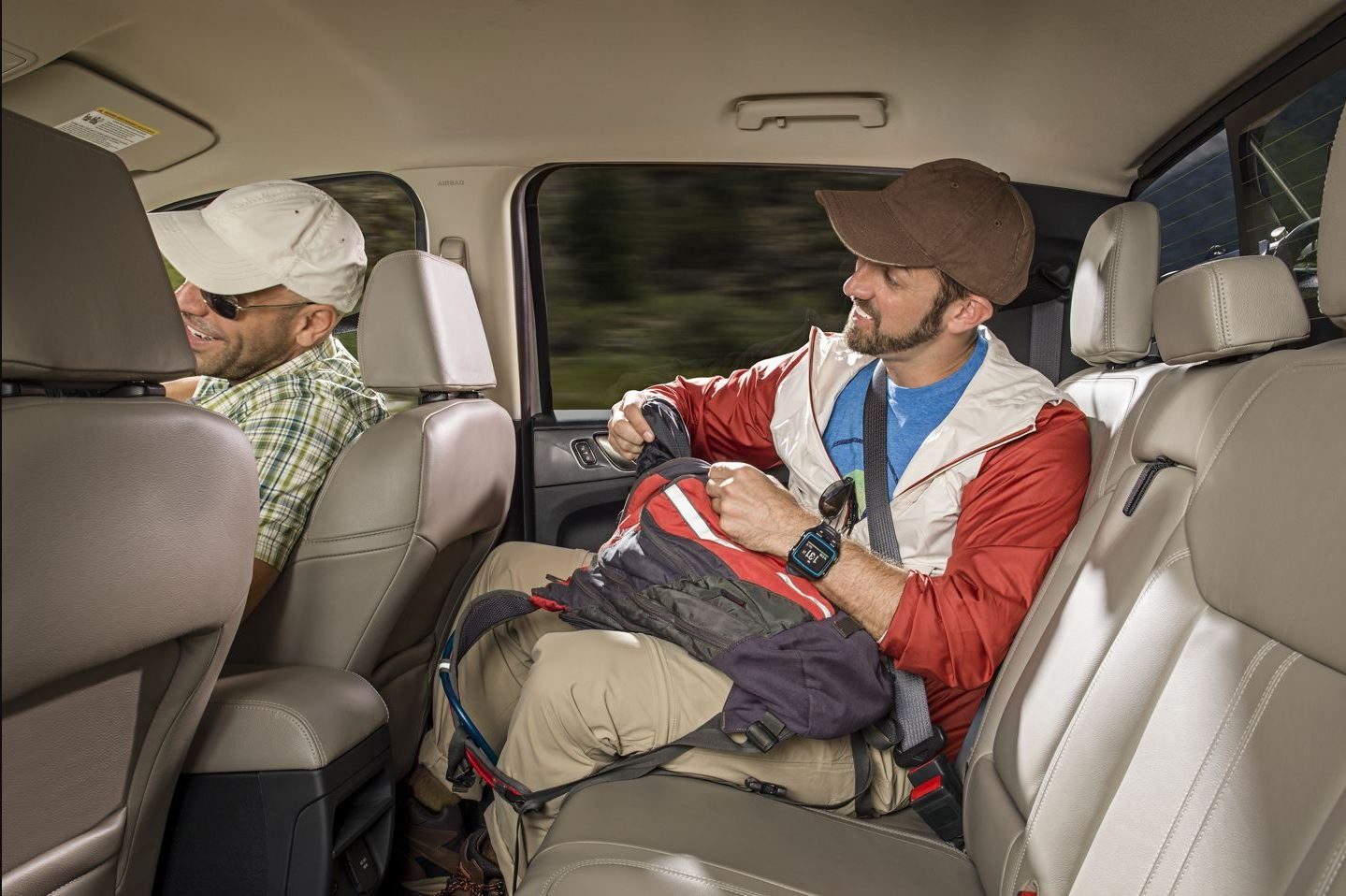 Spacious Cabin of the 2019 Ford Ranger