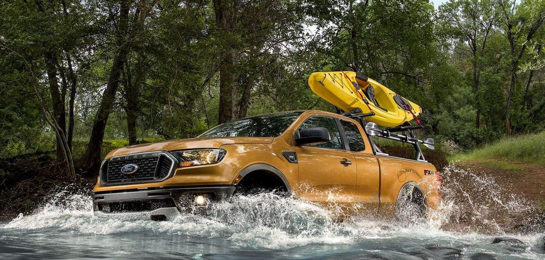 2019 Ford Ranger Financing near Richardson, TX