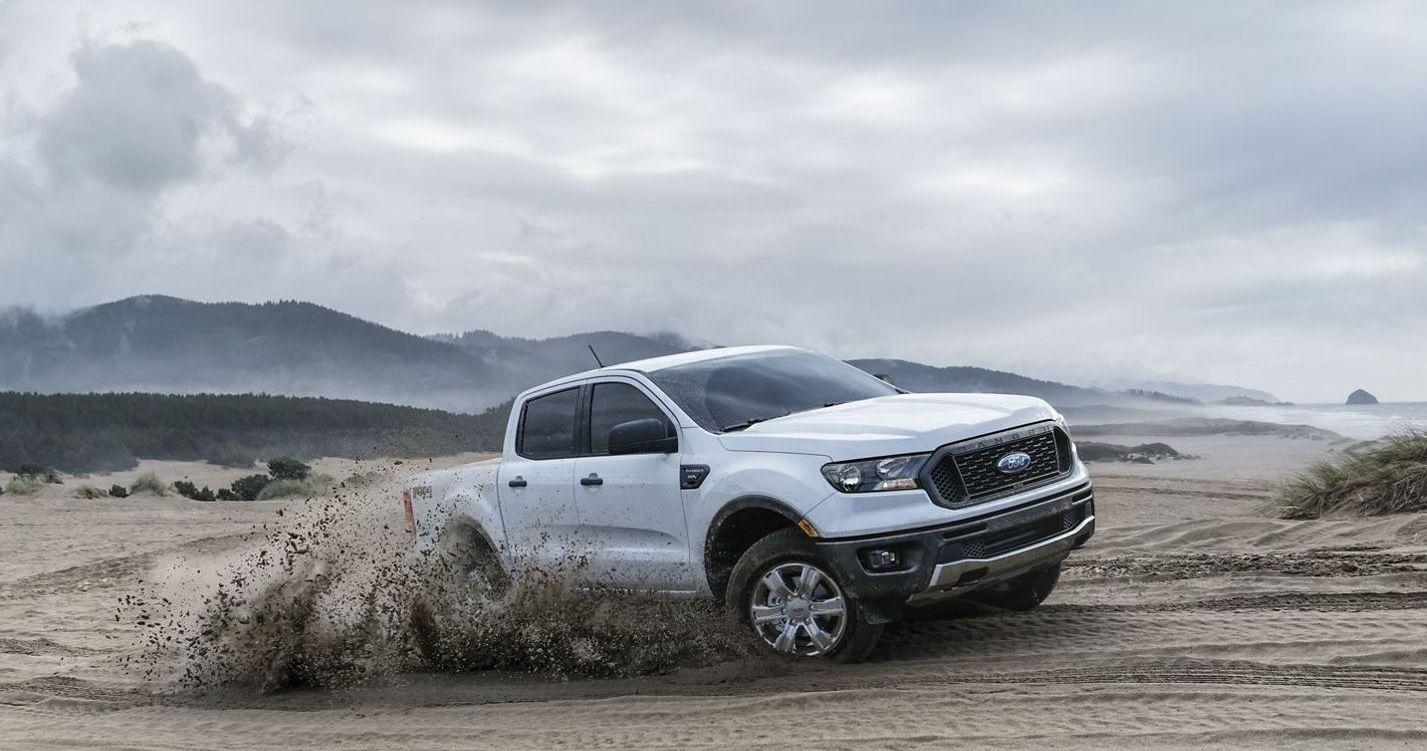 2019 Ford Ranger Leasing near Richardson, TX