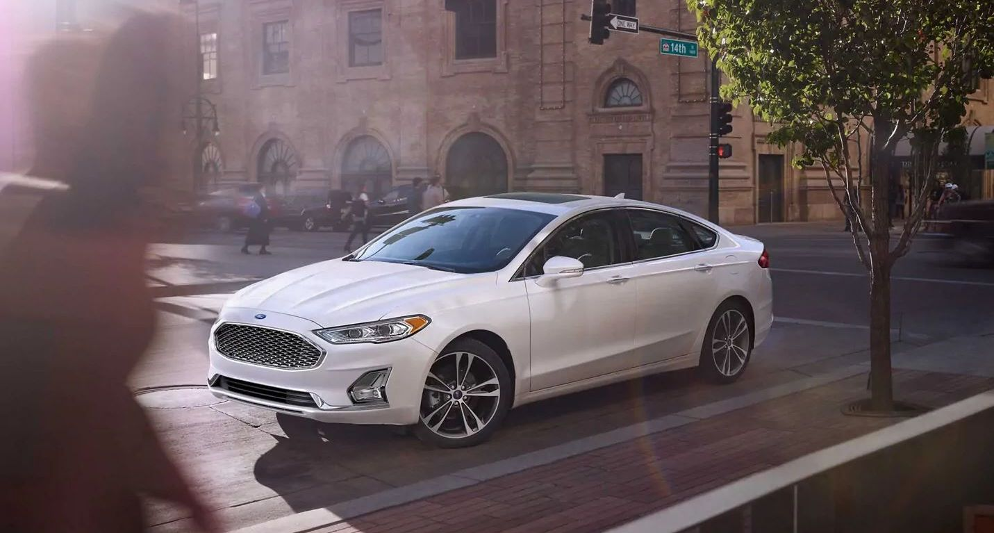 2019 Ford Fusion for Sale near Richardson, TX