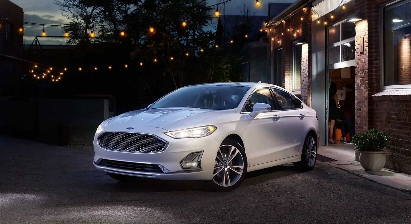 2019 Ford Fusion Financing near Richardson, TX