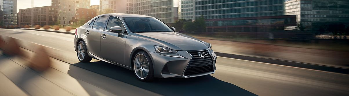 Drive Home in a New Lexus Today!