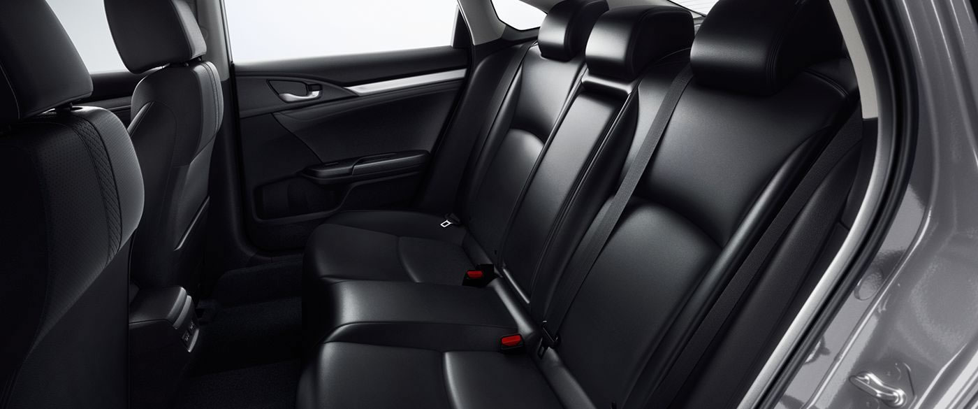 Civic Rear Seating