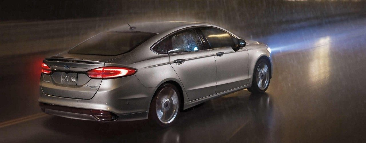 Experience the Ford Fusion!