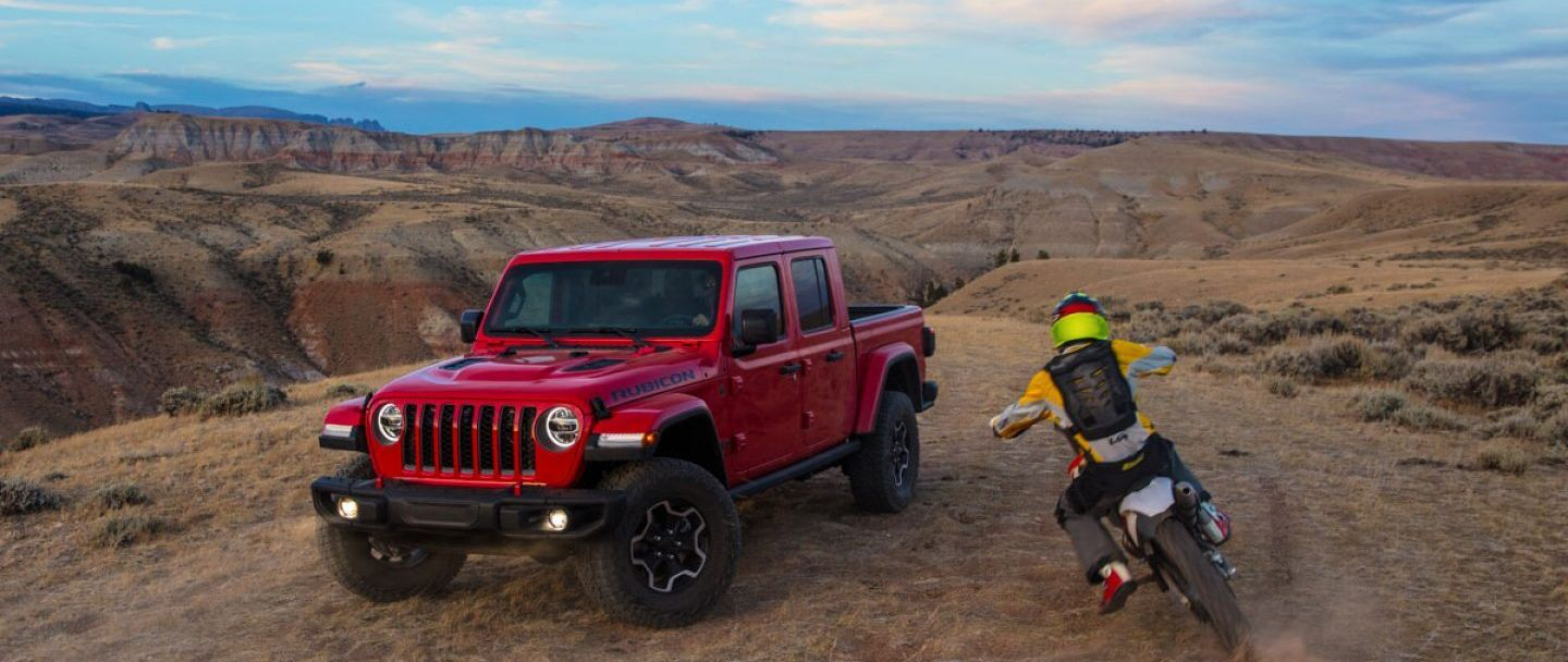 2020 Jeep Gladiator for Sale near Norman, OK