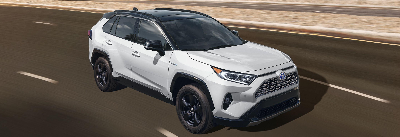 2019 Toyota RAV4 Financing near Mamaroneck, NY