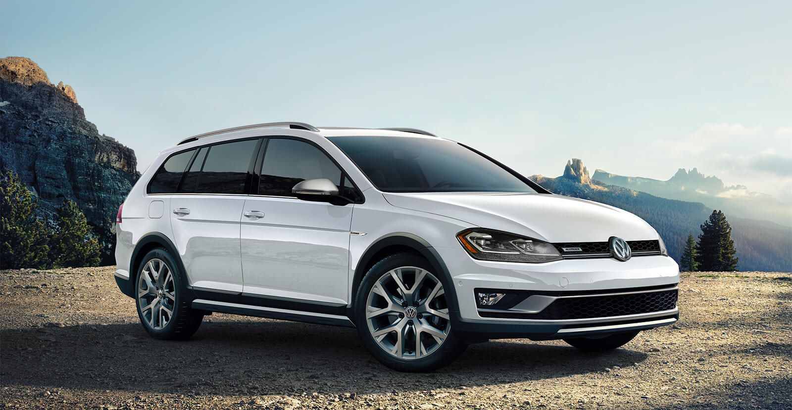 2019 Volkswagen Golf Alltrack Leasing near Bethesda, MD