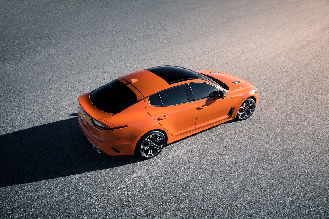 2020 Kia Stinger Preview near Oceanside, CA