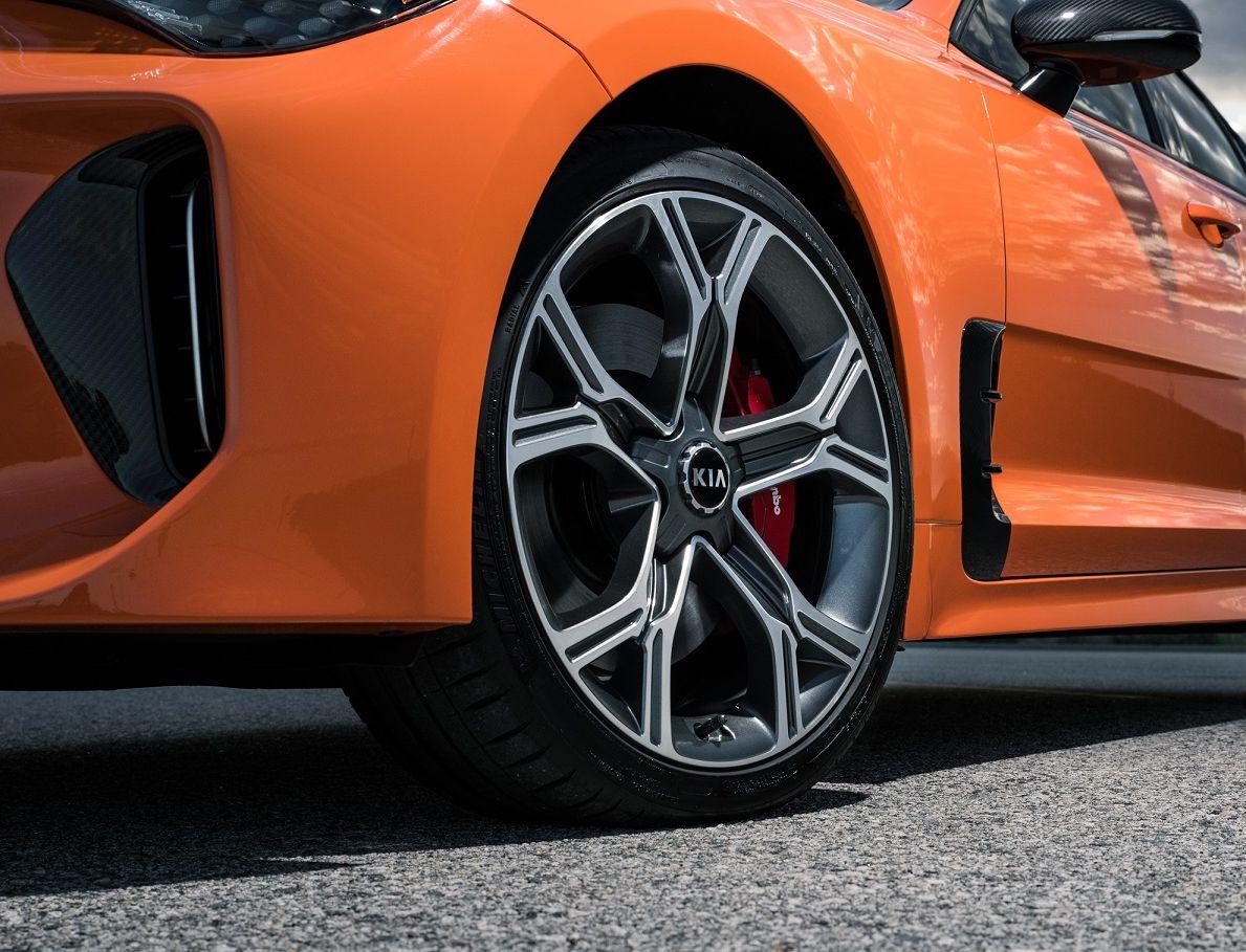 2020 Kia Stinger's Expert Design
