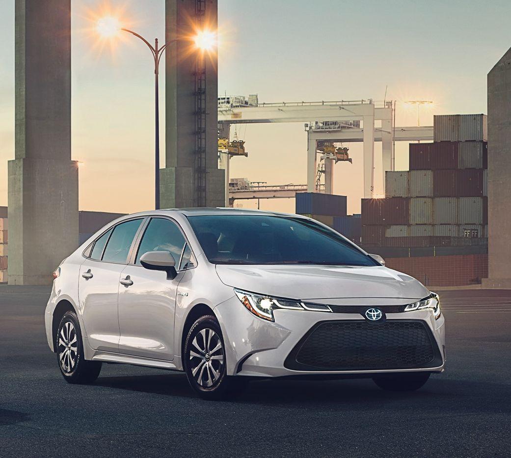 2020 Toyota Corolla Leasing near Cedar Rapids, IA