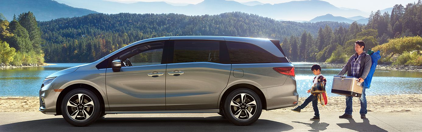 Which Honda Vehicles Have Third Row Seating?