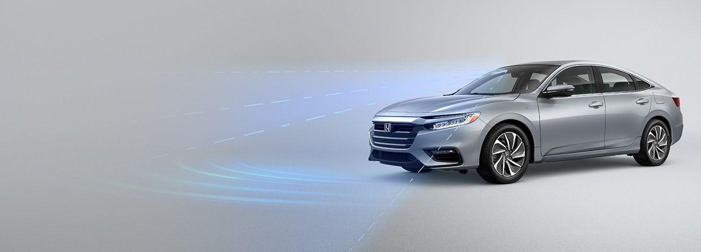 Honda Sensing Overview near Ann Arbor, MI