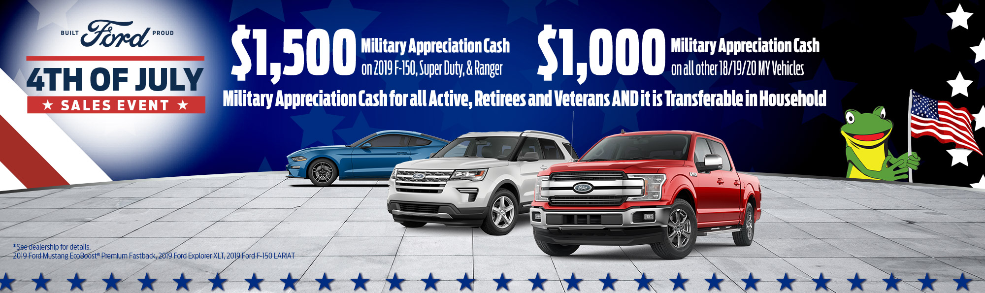 Ford First Responder >> Military First Responders Offer Preston Ford Annapolis