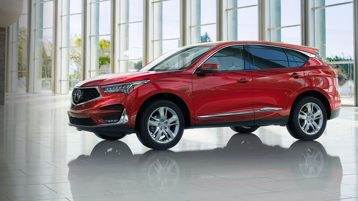 What's New for the 2020 Acura RDX near Smyrna, DE?