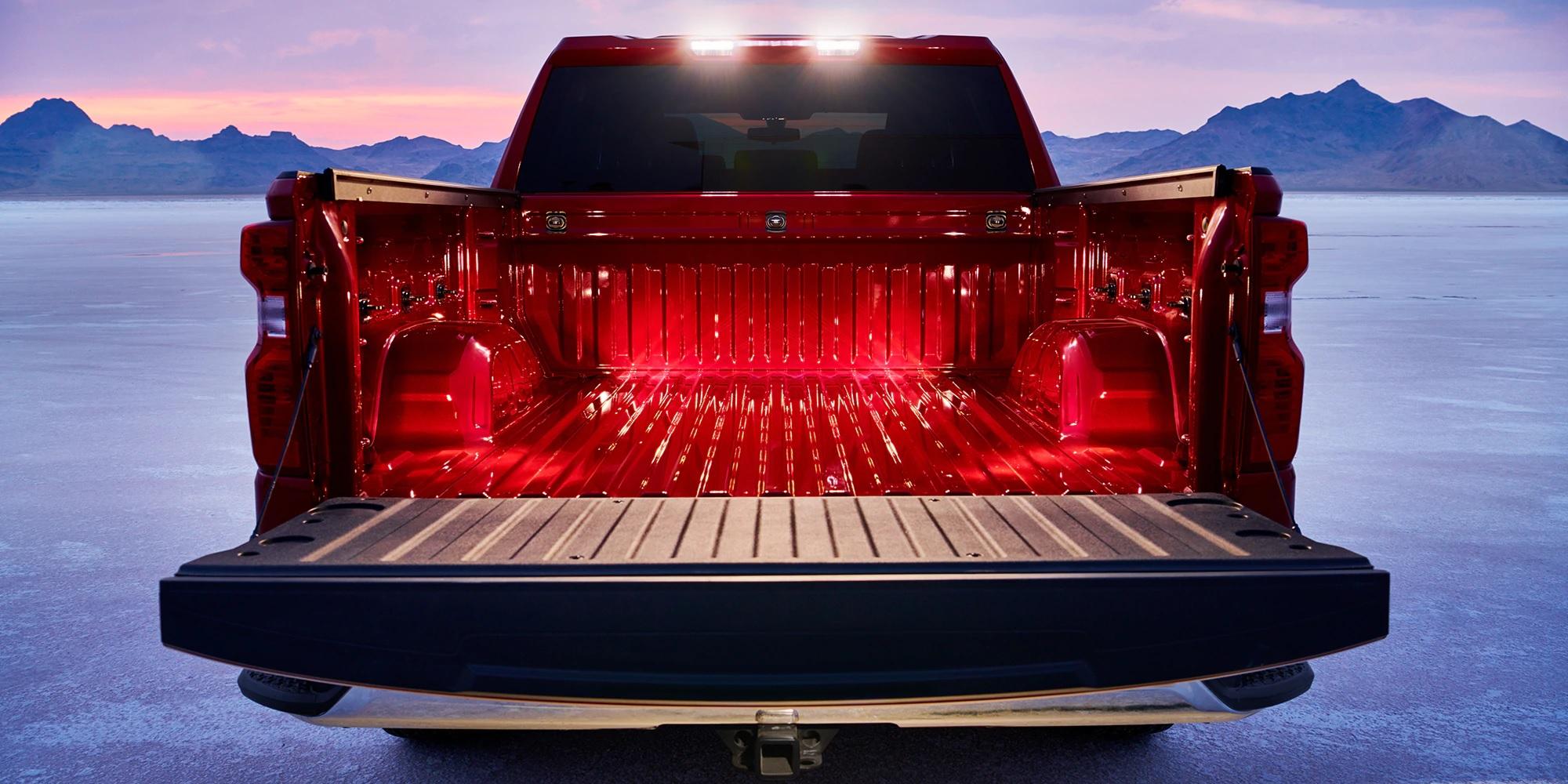 Caja Durabed de la Chevrolet Silverado 1500 2019