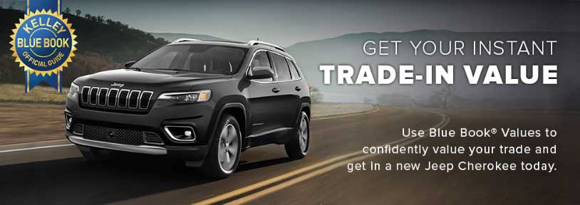 Vehicle Trade-In Value - CR Chrysler Dodge Jeep Ram