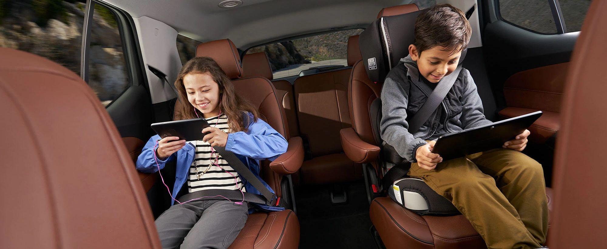 A tus pasajeros les va a encantar el punto de acceso Wi-Fi® 4G LTE opcional