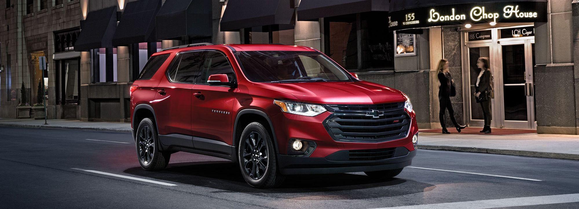 Chevrolet Traverse 2019 a la venta cerca de Washington, DC