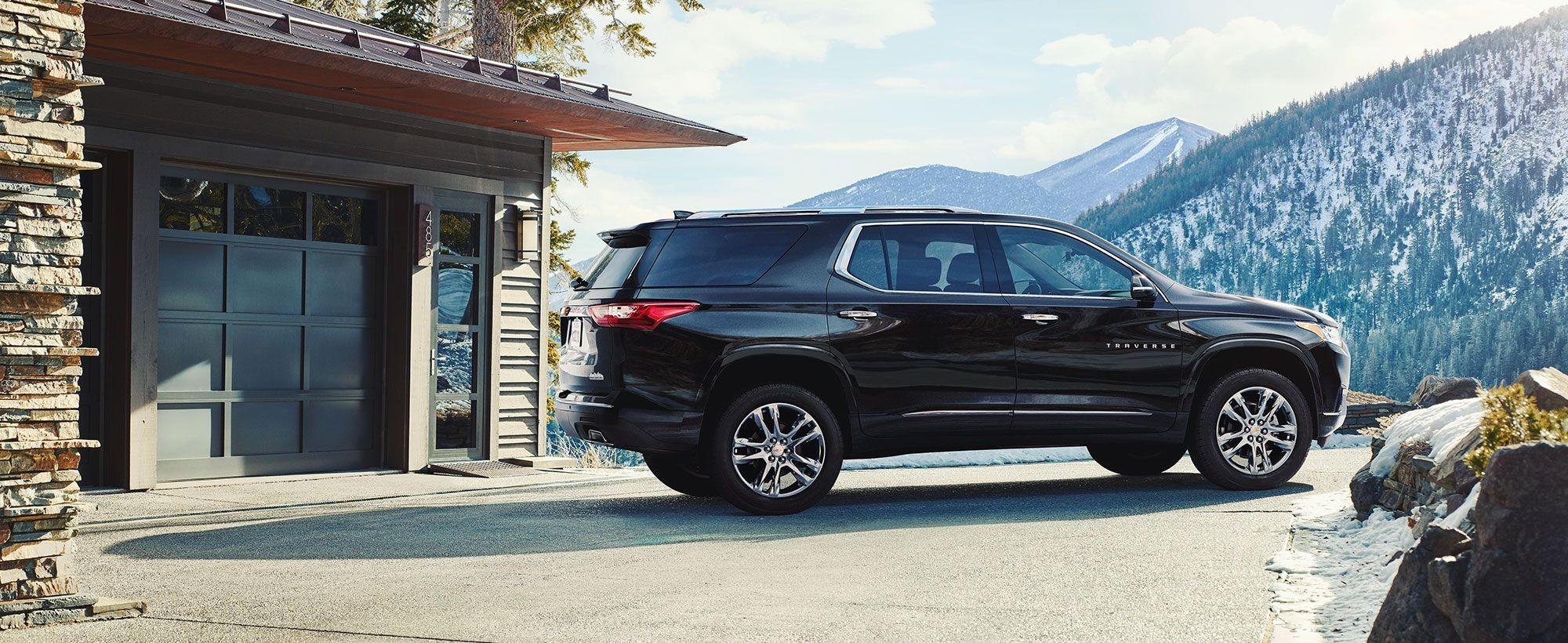 La Chevrolet Traverse 2019 se adapta a tu estilo de vida.