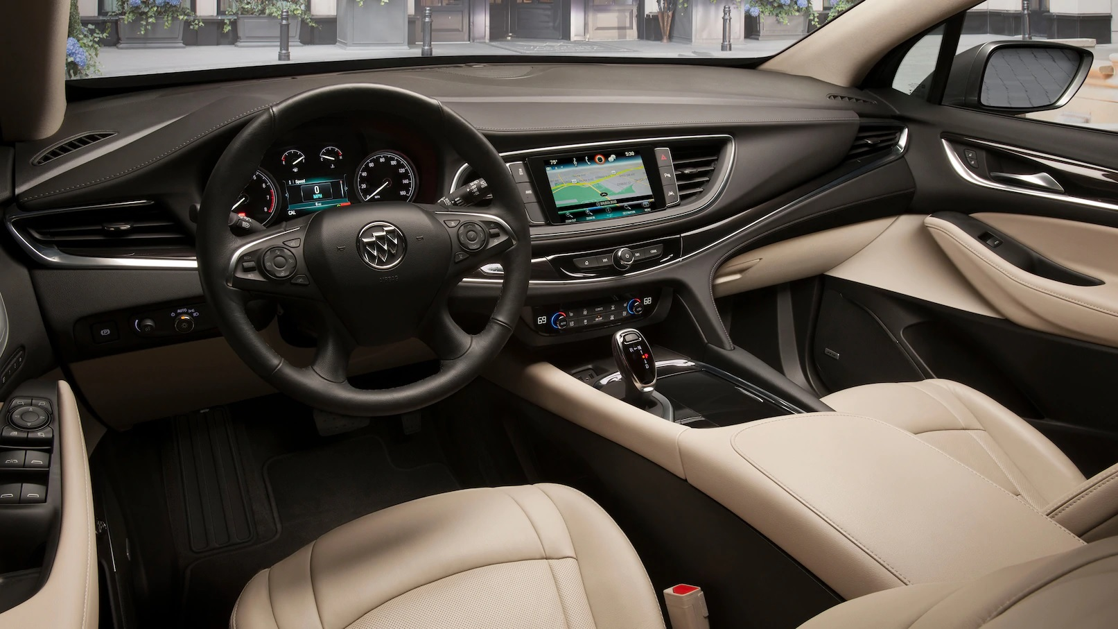 The Well-Protected Interior of the Buick Enclave
