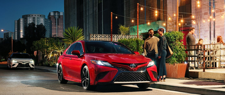 2019 Toyota Camry Technology Features in Newark, DE